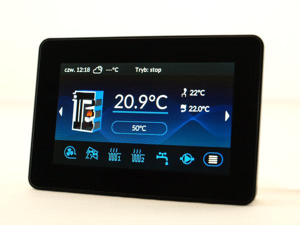 Zdjęcie główne produktu Panel LCD CD2 4.3